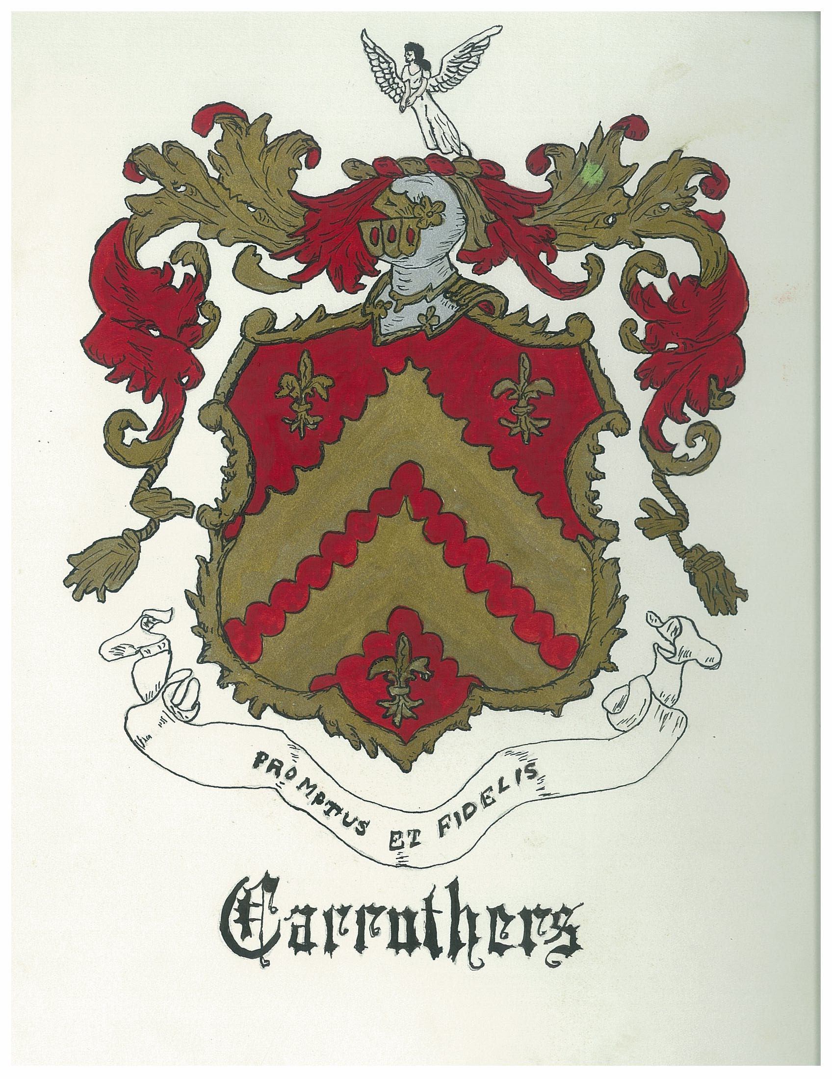 Carruthers Coat of Arms