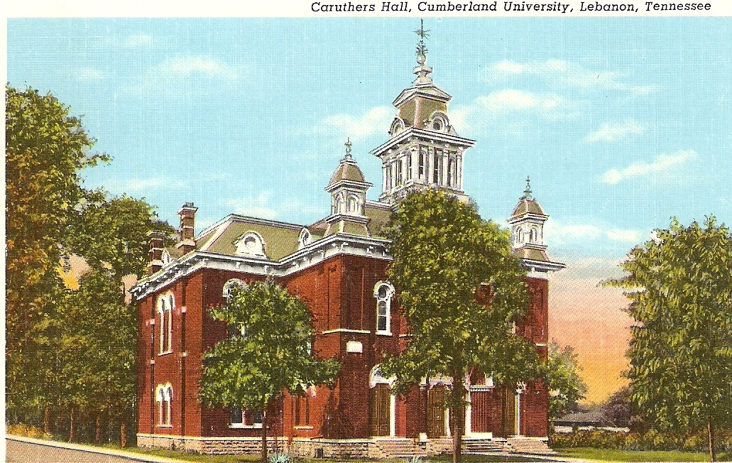 Caruthers Hall at Cumberland University